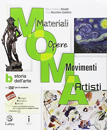 M.O.M.A. Materiali-opere-movimenti-artisti. Per la Scuola media. Con e-book. Con espansione online....