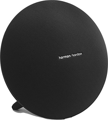 Harman Kardon Onyx Studio 4 - Altavoz portátil (4 x 15 W (modo CA); 4 x 7.5W (modo de batería), 50 - 20000 Hz, Bluetooth 4.2, A2DP, AVRCP, HFP), Negro