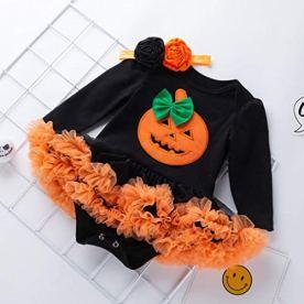 K-youth-Vestidos-Bebe-Nia-Bautizo-Ropa-Bebe-Recien-Nacido-Nia-Beb-Mono-Halloween-2018-Ofertas-Otoo-Invierno-Vestido-Bebe-Ceremonia-Tutu-Princesa-Vestido-de-niasNegro-212-18-Meses