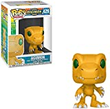 POP DIGIMON AGUMON VINYL FIGUR