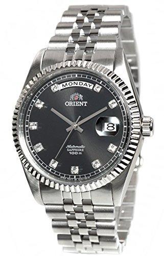 Orient 'President' Classic Automatic Saphir Armbanduhr EV0J003B
