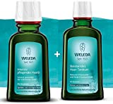 Weleda Intensiv Haaröl 50 ml + belebendes Haar Tonikum 100 ml im Set