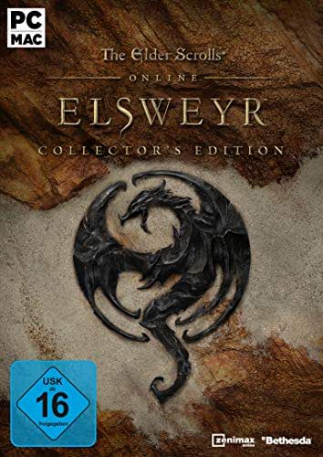 The Elder Scrolls Online - Elsweyr: Collector's Edition | PC Code - BAM