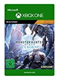 Monster Hunter World: Iceborne Digital Deluxe Edition -  Xbox One - Download Code