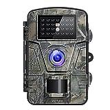 Victure Wildkamera Nachtsicht Bewegungsmelder Jagdkamera 12MP 1080P 2.4