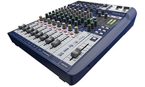 Soundcraft Signature 10–Audio mixers
