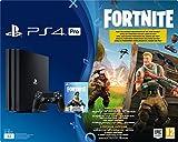 PlayStation 4 Pro - Konsole (1TB) Fortnite Royal Bomber Pack Bundle inkl. 1 DualShock 4 Controller