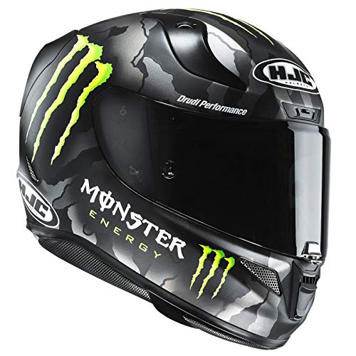 HJC RPHA 11 Monster Military Camo MC5SF Helm 1