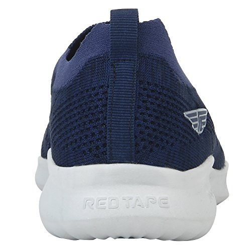 1ac9c28a505 Red Tape Men s Blue Running Shoes