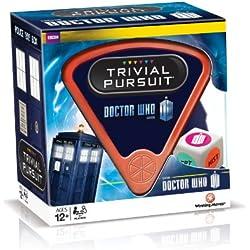 Winning Moves - Juego de mesa Doctor Who, para 2 o más jugadores (21050) [Importado]