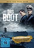 Das Boot - Staffel 1 (Serie) Blu-ray Limited Special Edition