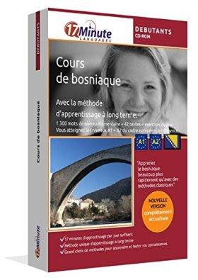 Cours de bosniaque pour débutants (A1/A2). Logiciel pour Windows/Linux/Mac OS X. Apprendre les bases du bosniaque