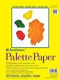 Pro-Art Strathmore Paleta Bloc de papel (30,5x 30,5cm