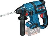 Bosch Professional Akku Bohrhammer GBH 18 V-EC (ohne Akku, Wechselfutter SDS-plus, L-BOXX, 18 Volt, Schlagenergie max.: 1,7 J)