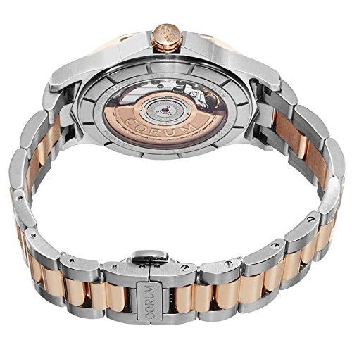 Corum Admirals Cup Damen Diamanten 38mm Automatikwerk Uhr 082.101.29-V200PK10 - 2