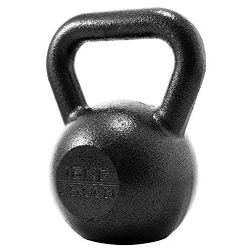 PROIRON Kettlebell ghisa 16kg per la palestra domestica Forma fisica & addestramento di peso &...