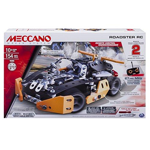 meccano 6028127 jeu de construction roadster. Black Bedroom Furniture Sets. Home Design Ideas