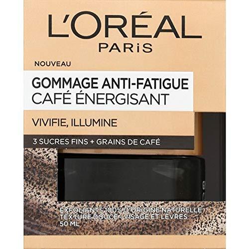 L'Oréal Paris - Gommage Anti-Fatigue, Café Énergisant, Vivifie Et Illumine - 50Ml - Livraison Gratuite Pour Les Commandes En France - Prix P... 21