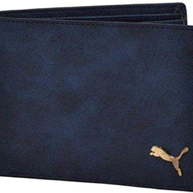 Gannet Blue Men's Wallet 23