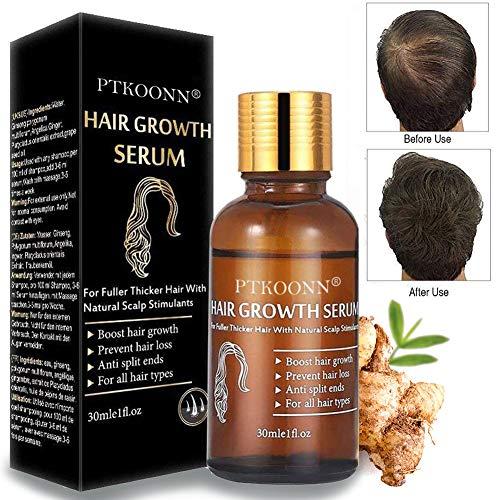 Haarserum, Serum für Haarwachstum,Treatment Hair Serum,stärkt Follikel für das Haarwachstum