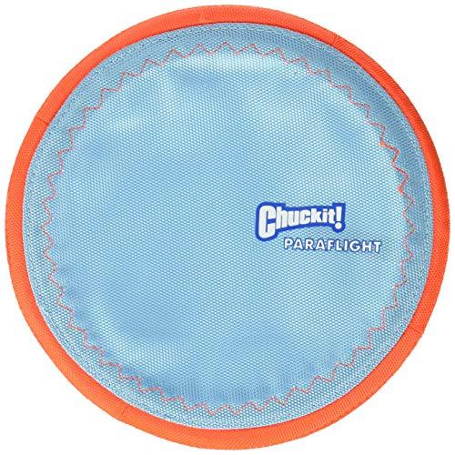Chuckit! 221301 Paraflight Juguete de Perros, Frisbee Flotando y Revoloteando, L