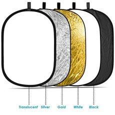 Neewer 10071559 - Reflector para iluminación fotográfica