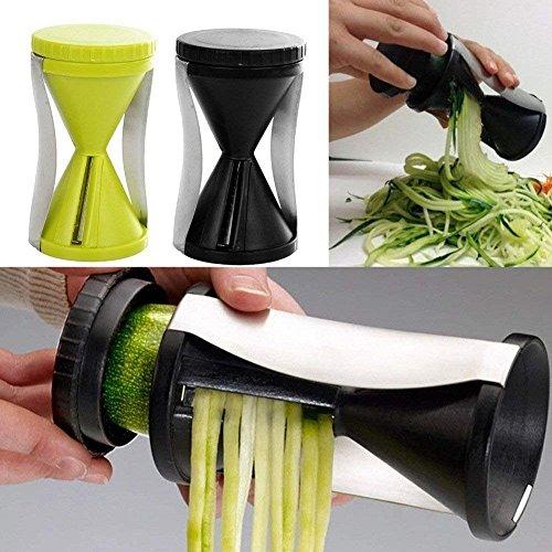 VDNSI Vegetable Spiral Slicer Salad Vegetables Fruit Slicer