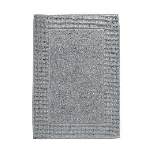 Tappeto bagno spugna 1000 gr/mq Zucchi Solotuo - dimensione varie R206 60x120 cm OMBRA