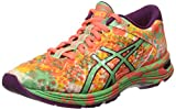 ASICS - Gel-noosa Tri 11, Zapatillas de Running Mujer, Rosa (Flash Coral/Spring Bud/Sun 0687), 36 EU