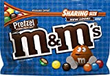 M&M'S Pretzel Chocolate Candy Sharing Size 8-Ounce Bag