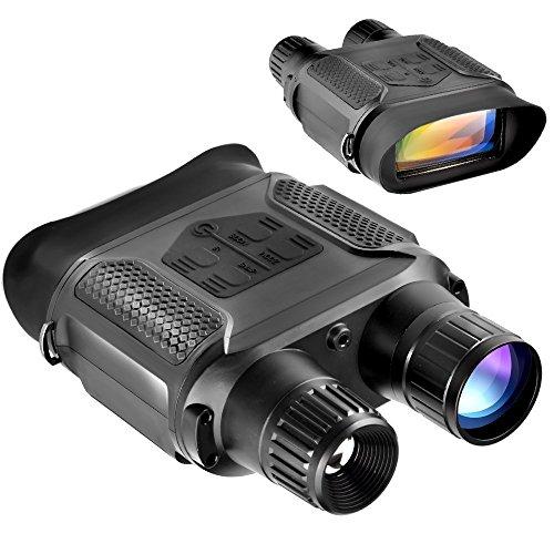 Solomark Night Vision Binoculare / Visore notturno digitale ad infrarossi Scope -1280x720p...