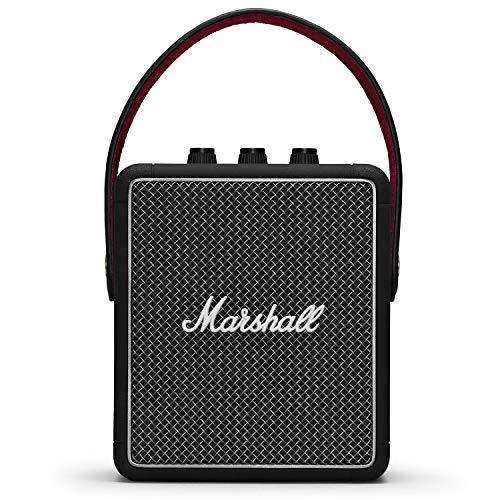 Marshall Stockwell II Portable Speaker, Black
