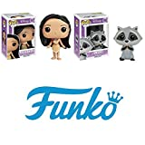 Pocahontas - Pocahontas and Meeko Pop! Vinyl Figures Set of 2 by Pocahontas