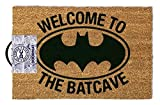 Tappeto zerbino BATMAN WELCOME TO THE BATCAVE originale cocco tappetino