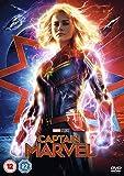 Marvel Studios Captain Marvel [Blu-ray] [2019] [Region A & B & C]