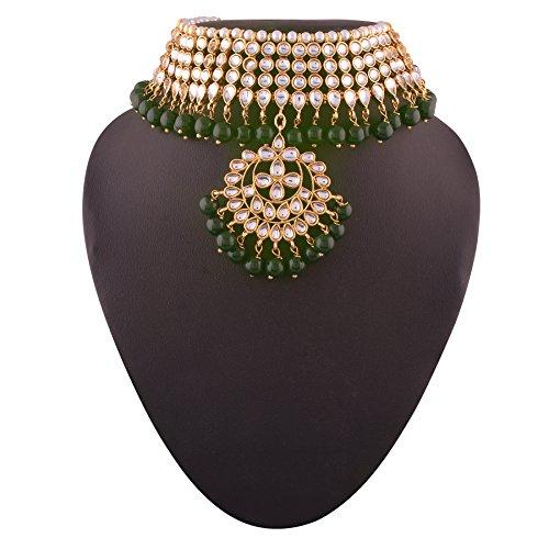 0ff23694a1c7e Traditional kundan choker necklace