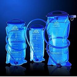 Hydration Wasser Blase für Rucksäcke 1.5L Blau