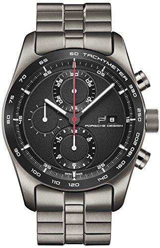 Porsche Design Chronotimer Collection Herr uhren 6010.1.09.001.04.2