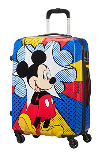 Disney Disney Legends - Spinner 65/24 Alfatwist Bagaglio a mano, 65 cm, 62.5 liters, Multicolore...