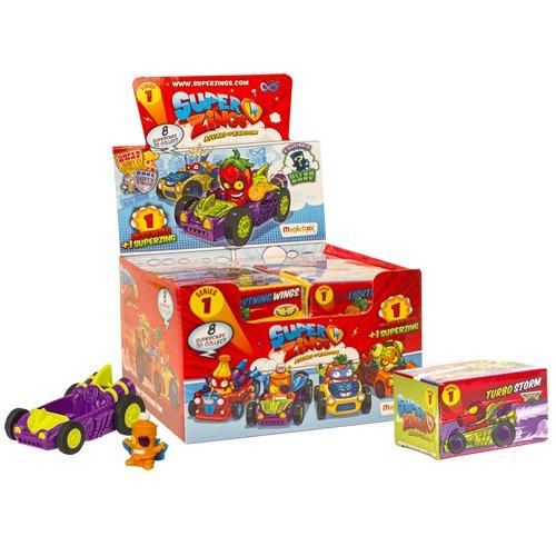 Magic Box - Superzings 092013602. Super cars