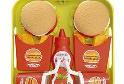 *Ecoiffier – 957 – Jeu D'imitation – Cuisine – Plateau Hamburger Liste de prix