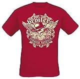 Broilers Tragica Fatalita T-Shirt rot L