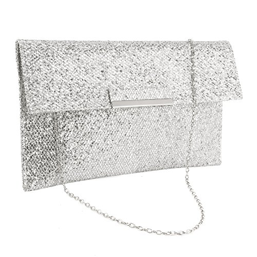 06a98e14df WOMENS LADIES PARTY EVENING CLUTCH BAG GLITTER SHIMMER STYLE HANDBAG PROM  PARTY - SixtySomething - Over Sixty Lifestyle Magazine