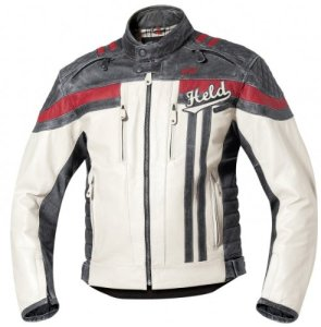Held Harvey 76 Retro Lederjacke 13