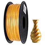 PLA Filament 1.75mm Silk Gold, GIANTARM Imprimante 3D Filament PLA 1kg Spool