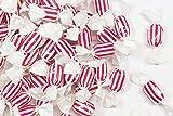 Erfrischend süße, vegane Schoko-Minz-Bonbons zum Naschen. Die Bonbons mit 27% Schokofüllung und einem Hauch Minze - im 500g und 1kg Beutel!