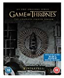 Game Of Throne S8 (Steelbook) (6 Blu-Ray) [Edizione: Regno Unito]