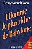 L'homme le plus riche de Babylone NE