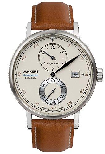 Junkers Serie Expedition Südamerika Automatik Regulateur 6512-1