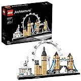 LEGO Architecture - Londres - 21034 - Jeu de Construction